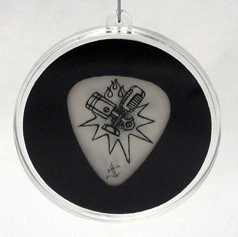Amazoncom James Hetfield Metallica Papa Het 1 Guitar Pick With