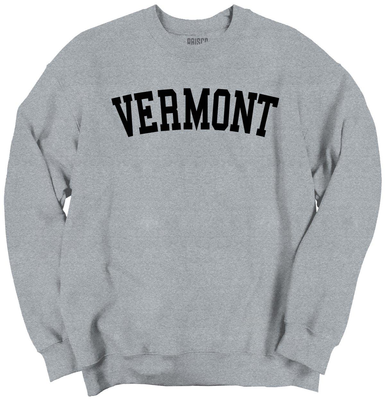 Vermont State Shirt Athletic Wear USA T Novelty Gift Ideas Sweatshirt