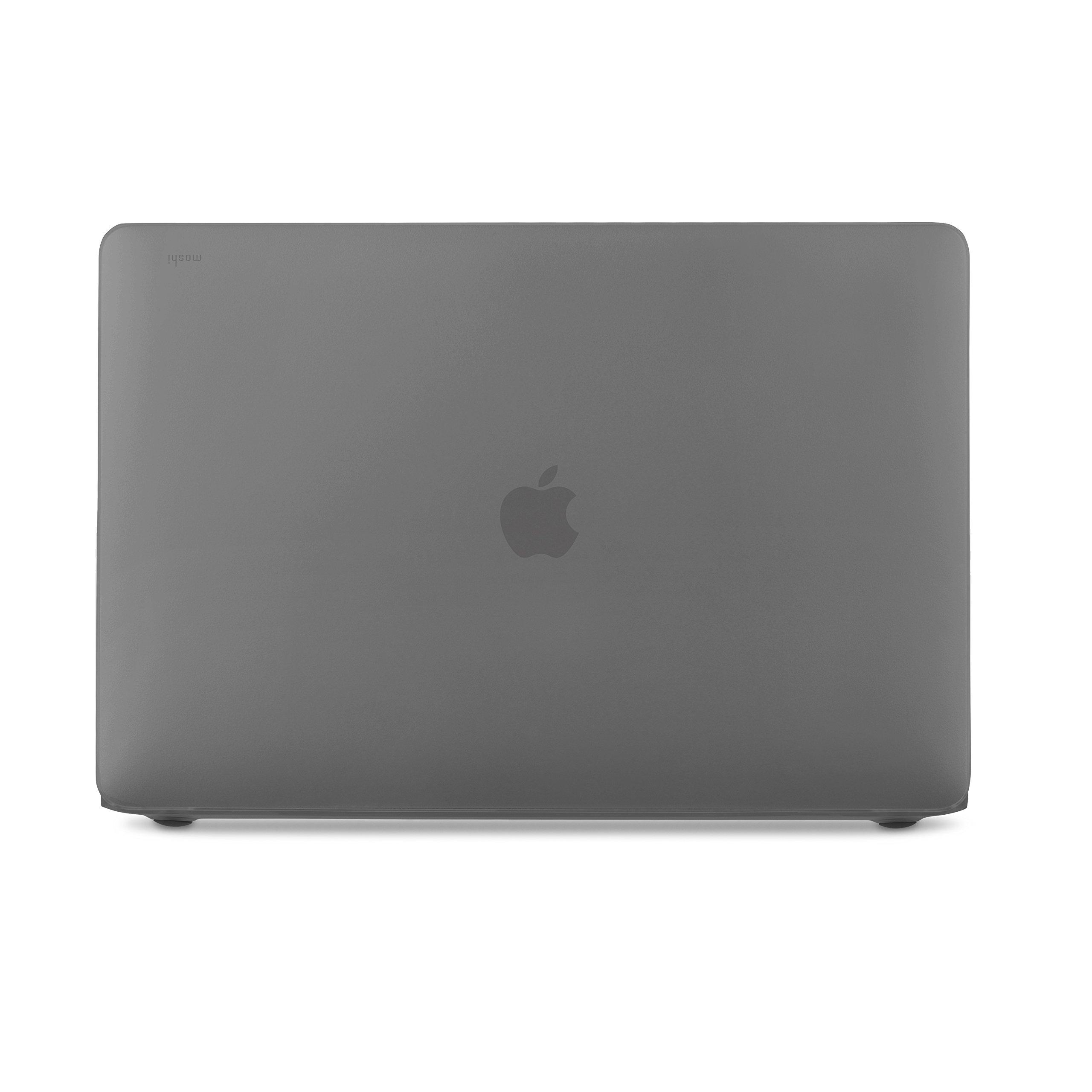 Moshi 99MO071006 iGlaze Hard Case for 2018 New MacBook Pro Retina 15'' & Thunderbolt 3 with Touch Bar, Stealth Black by Moshi (Image #3)