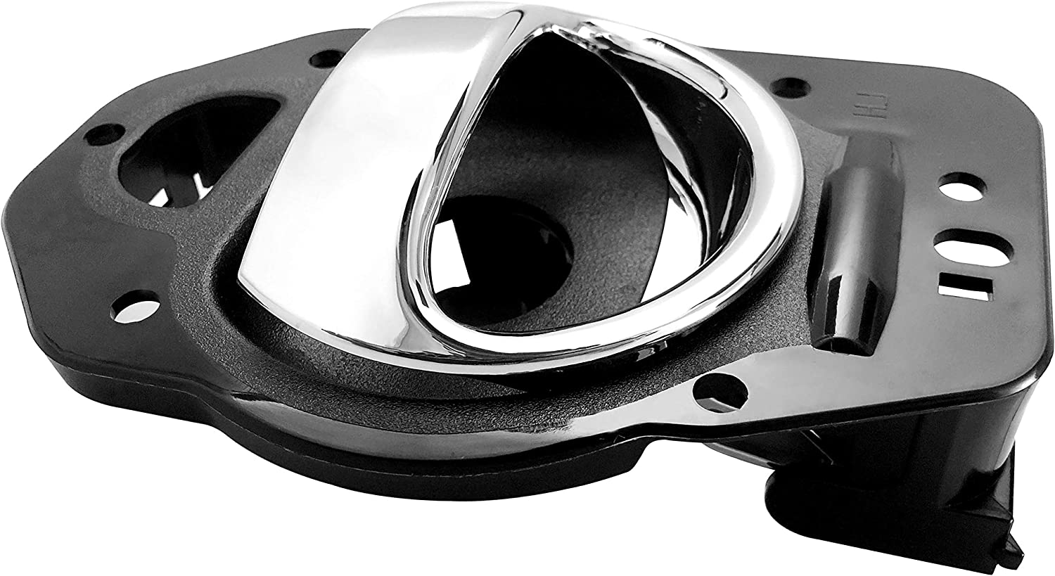 80369 BOXI Inner Door Handle Front//Rear Driver Left Side compatible/with 2006-2011 Chevy HHR Includes hardware 25812196