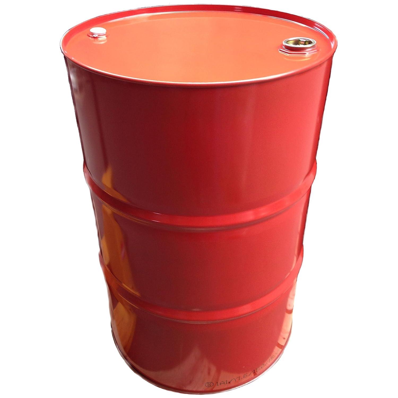 216 Liter Blechfass Stahlfass Fass Garagenfass /Ölfass rot