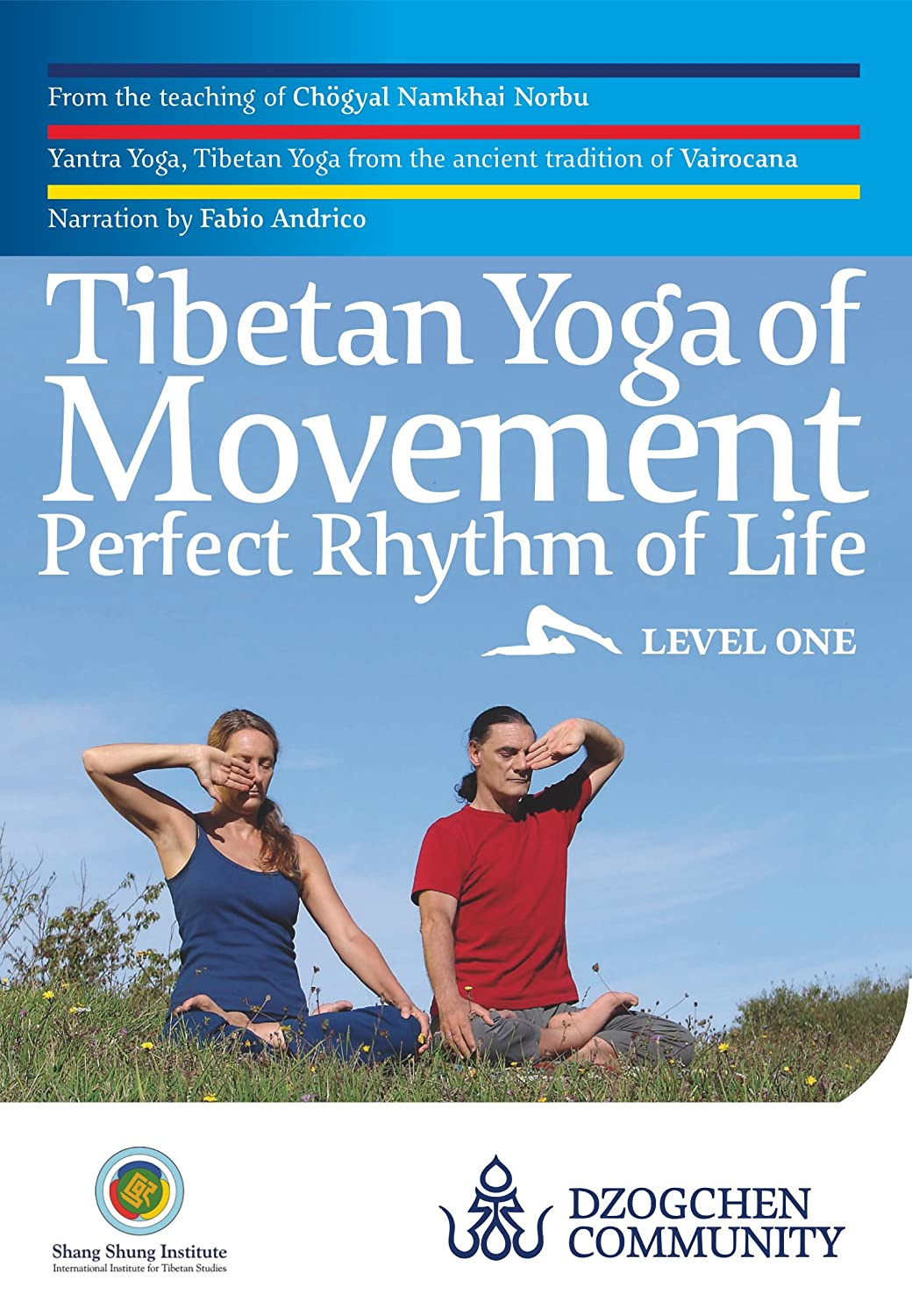 Amazon.com: Tibetan Yoga of Movement: Perfect Rhythm of Life ...