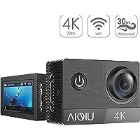 AIQIU 4K WiFi Action Camera Deals