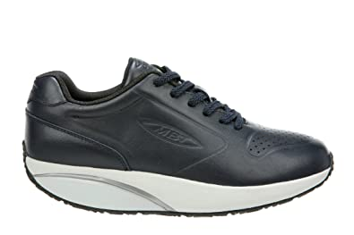 MBT Shoes Women's 20th Anniversary Special Edition: Black/Nappa 5 Medium (B)