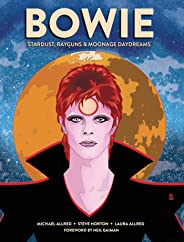 BOWIE: Stardust, Rayguns, & Moonage Daydreams (OGN biography of Ziggy Stardust, gift for Bowie fan, gift for music lover, Ne