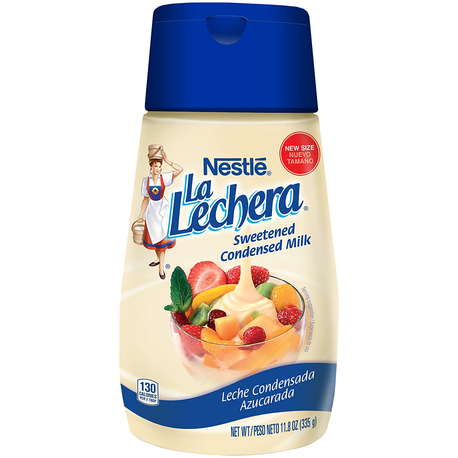 Nestle La Lechera Sweetened Condensed Milk, 11.8 oz (12 pack): Amazon.com: Grocery & Gourmet Food