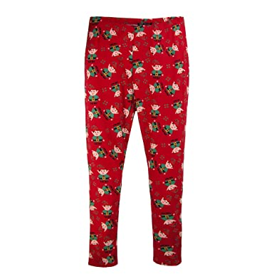 just one womens plus size christmas elves holiday leggings 1x - Plus Size Christmas Leggings