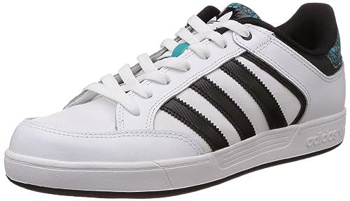 2 Adulto Varial 46 White Zapatillas Low Core White EU 3 Black Blanco Footwear Adidas Footwear Skate de Unisex BZqYYH