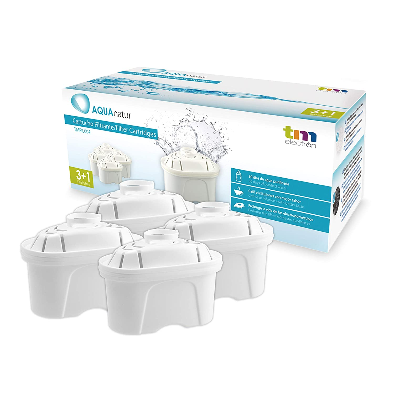 TM Electron Pack de 4 a 8 Meses de Filtros de Agua Compatibles con ...