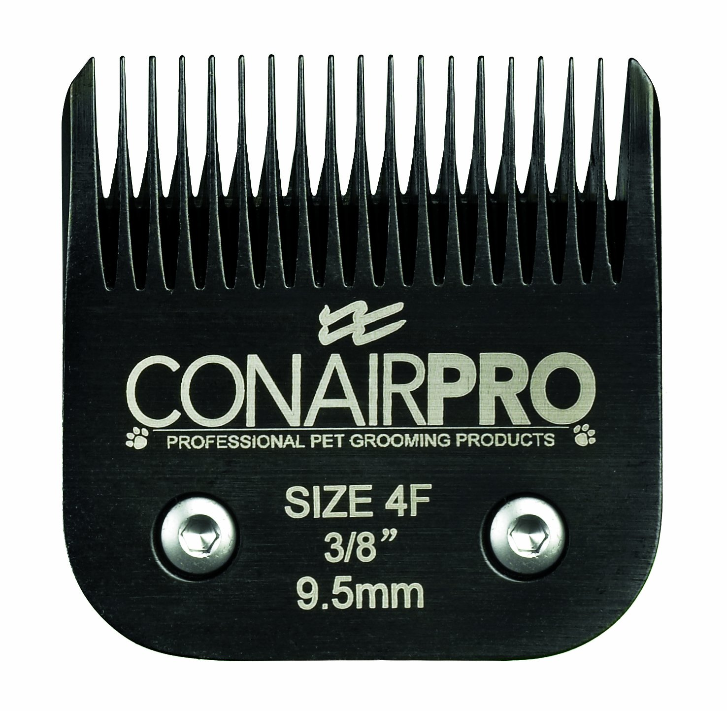 Conair Pro Pet Clipper Size 40 Steel Replacement Blade, 0.1mm