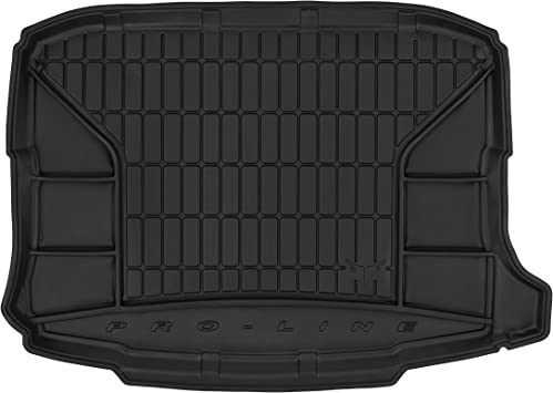 MTM Boot Liner Ateca from 09.2016- additional description: without adjustable boot floor cod lower boot 7115 Tailored Trunk Mat with Antislip