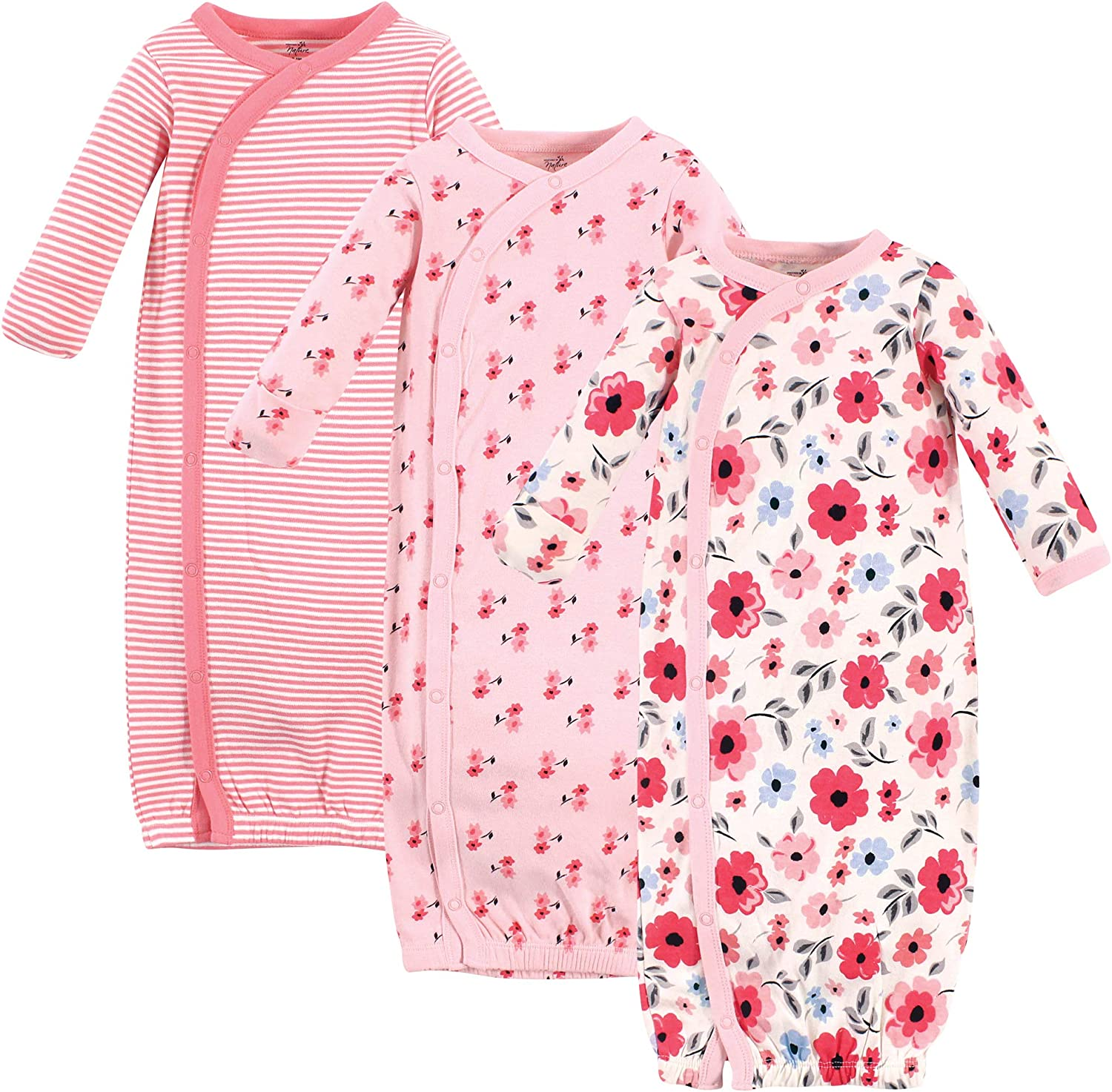 Touched by Nature Baby Organic Cotton Kimono Gowns: Clothing