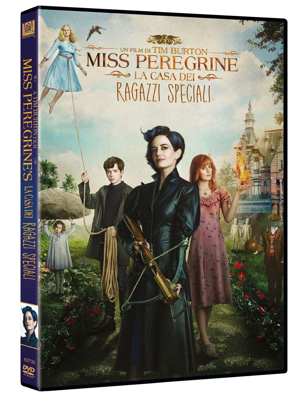 Miss Peregrine - La Casa dei Ragazzi Speciali Italia DVD ...