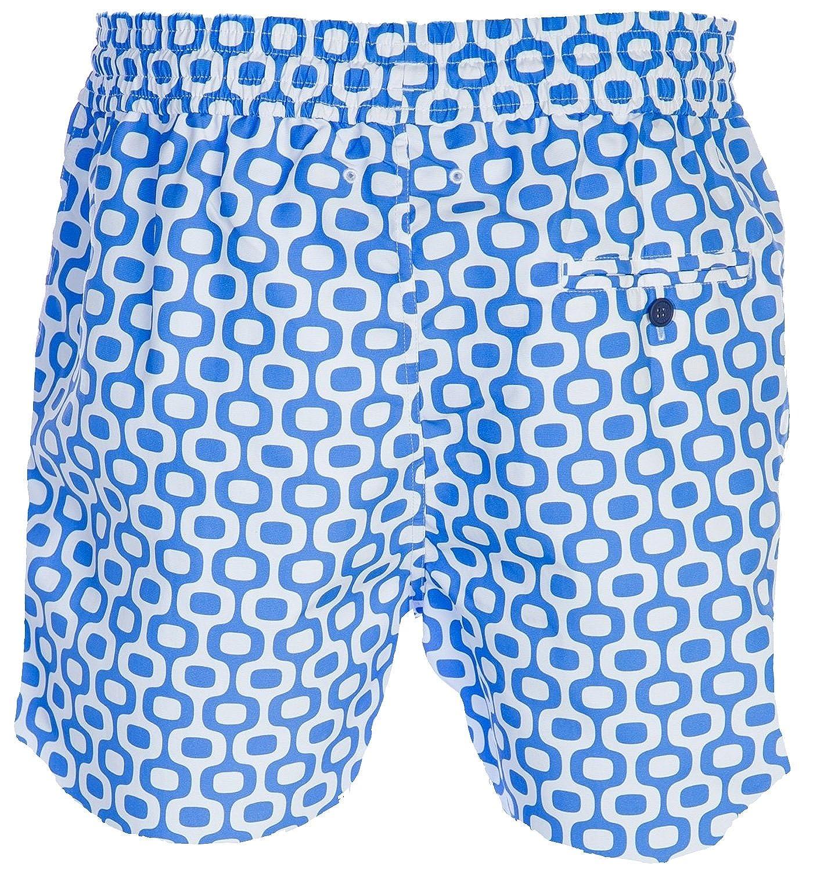 f9c8250186 Frescobol Carioca Ipanema Swim Short in Blue at Amazon Men's Clothing store: