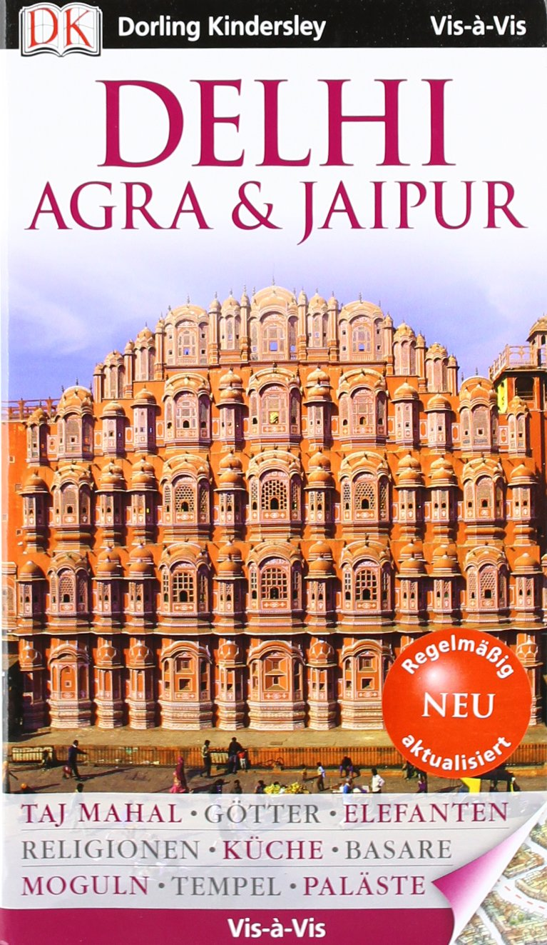 Vis a Vis Reiseführer Delhi, Agra & Jaipur