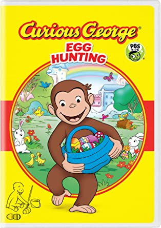 Curious George Egg Hunting
