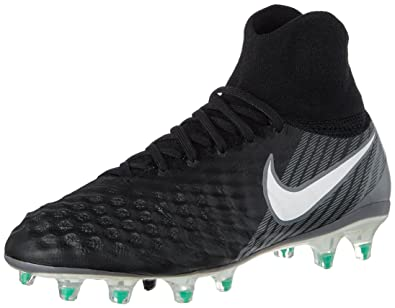 ab54342fedce Nike Junior Magista Obra II FG Football Boots 844410 Soccer Cleats (UK 3.5  us 4Y
