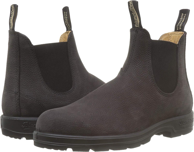 Unisex-Erwachsene Chelsea Boots BLUNDSTONE Classic 587