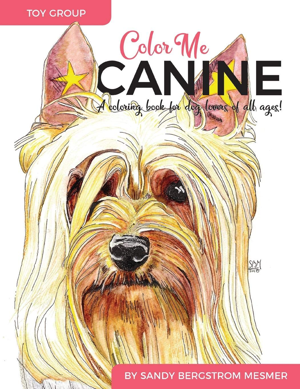 Color Me Canine Toy Group product image