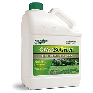 Grass So Green Friendly Liquid Fertilizer