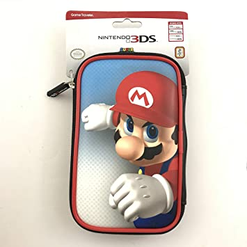 Amazon.com: Nintento 3DS Game Traveler Case Super Mario: Beauty