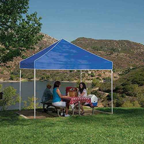 Z-Shade 10 x 10 Foot Everest Instant Canopy Outdoor Camping Patio Shelter