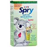 Spry Infant Tooth Gel with