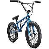 Mongoose Legion Street Freestyle BMX Bike Line for Beginner to Advanced Riders, Hi-Ten Steel or 4130 Chromoly Frame…
