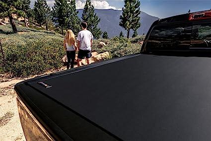 BAK Industries Revolver X4 Hard Rolling Truck Bed Cover 79602 2017 18 HONDA  Ridgeline Bed