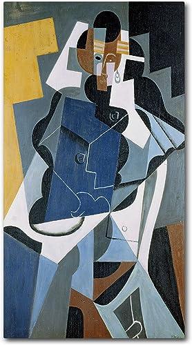 Figure of a Woman 1917 Artwork