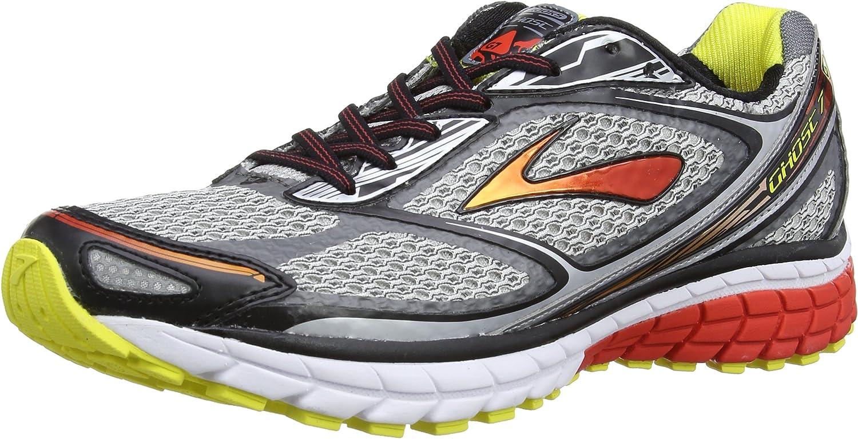 ASICS Ghost 7 (2E) Zapatilla de running para hombre, multicolor, talla 41: Amazon.es: Zapatos y complementos