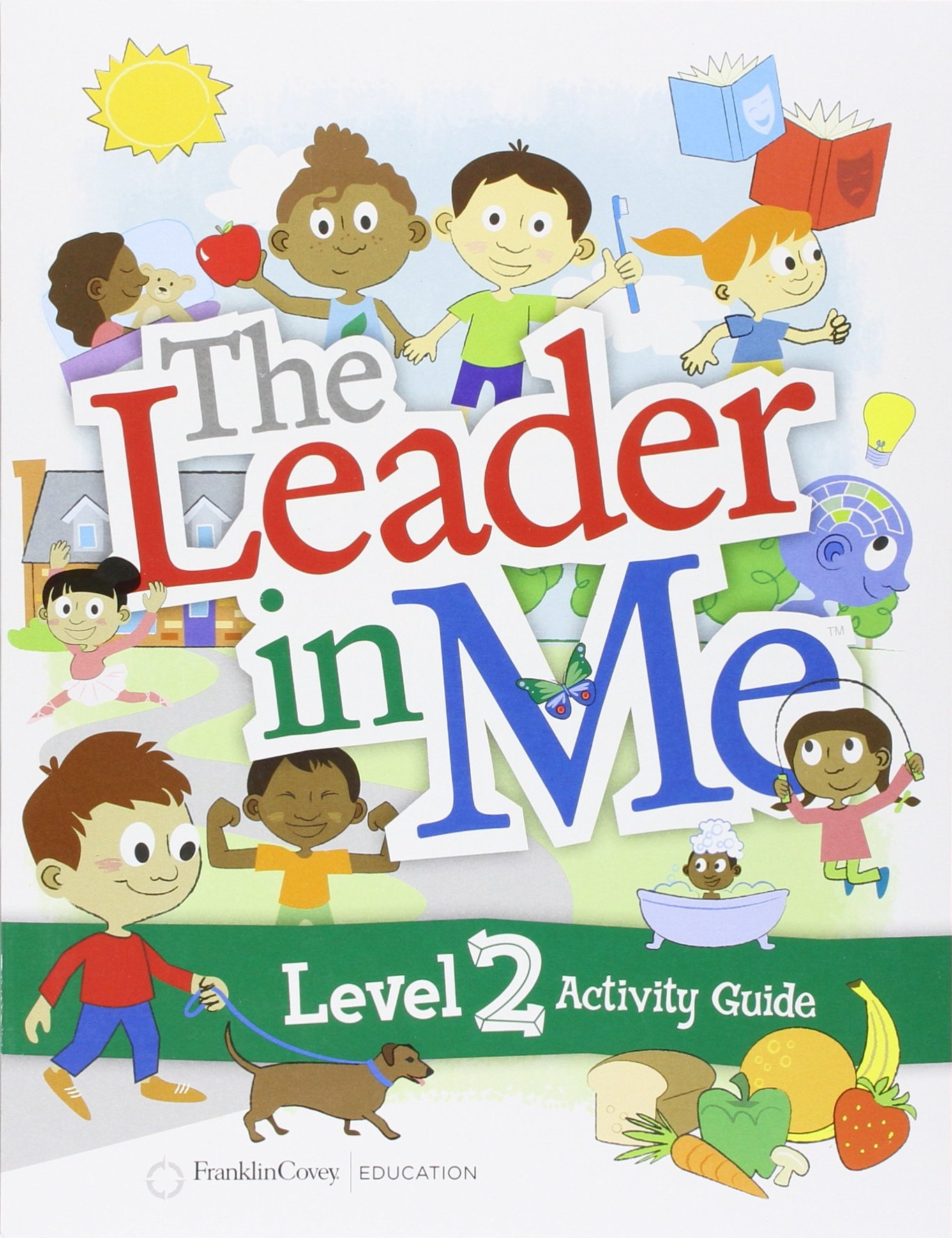 The Leader In Me Activity Guide Level 2 PDF