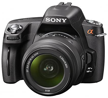 Sony D A290L - Cámara Réflex Digital 14.2 MP (Objetivo 18-55 mm ...