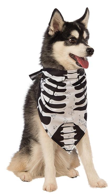 Rubies Skeleton Bandana Dog Costume