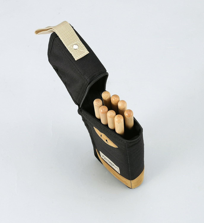 Bolsa para baquetas Tama TSB12BE Powerpad Series color beige