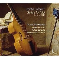 Suites For Viol 1686