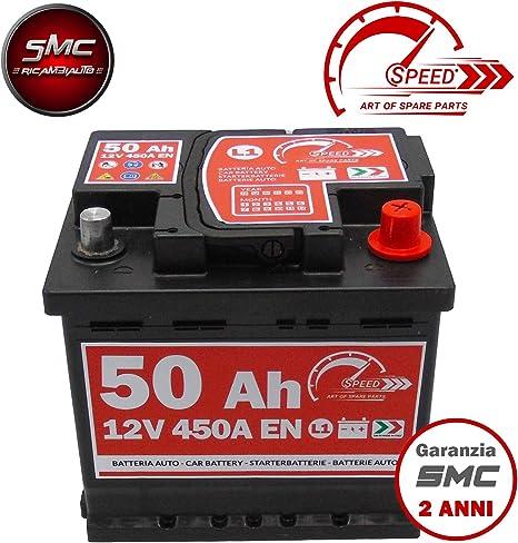 Migliori 7 Batterie auto 50ah