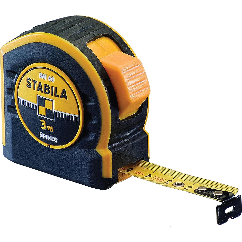 Stabila 30416 Type BM40 Tape Measure 5m//16/'