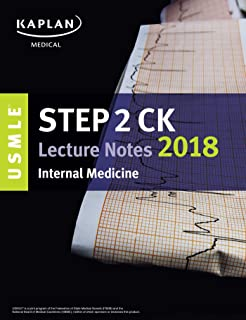 Usmle step 2 ck lecture notes 2017 5 book set complete set kaplan usmle step 2 ck lecture notes 2018 internal medicine usmle prep malvernweather Gallery