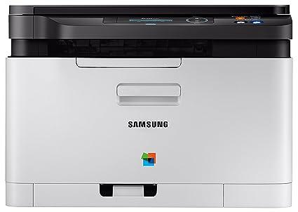 Samsung Xpress SL C 480 - Impresora Multifunción Color (18 / 4 ppm ...