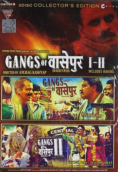 Amazon In Buy Gangs Of Wasseypur Part 1 And 2 Dvd Blu Ray Online