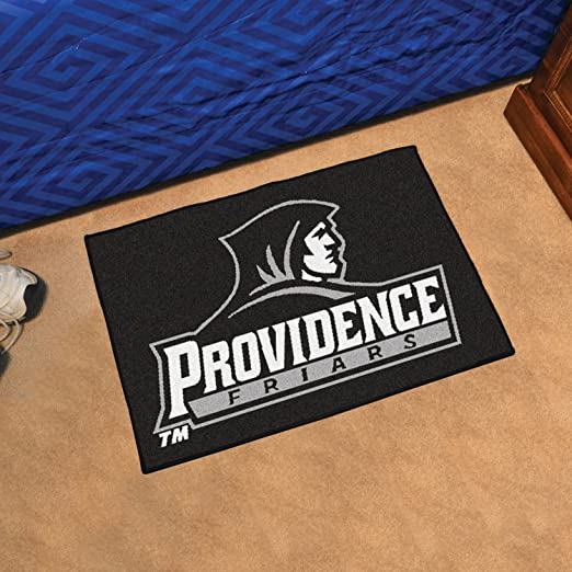 FANMATS Home Decorative Providence College Friar Logo All-Star Rugs 34x45