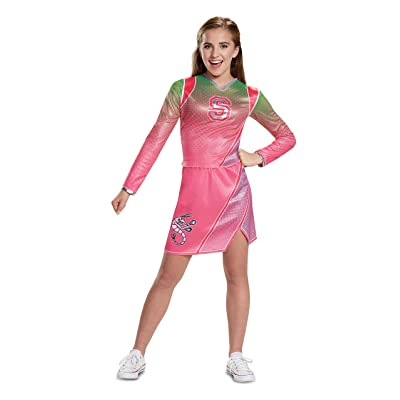 Disney Zombies Classic Addison Girls Costume by Disguise: Toys & Games
