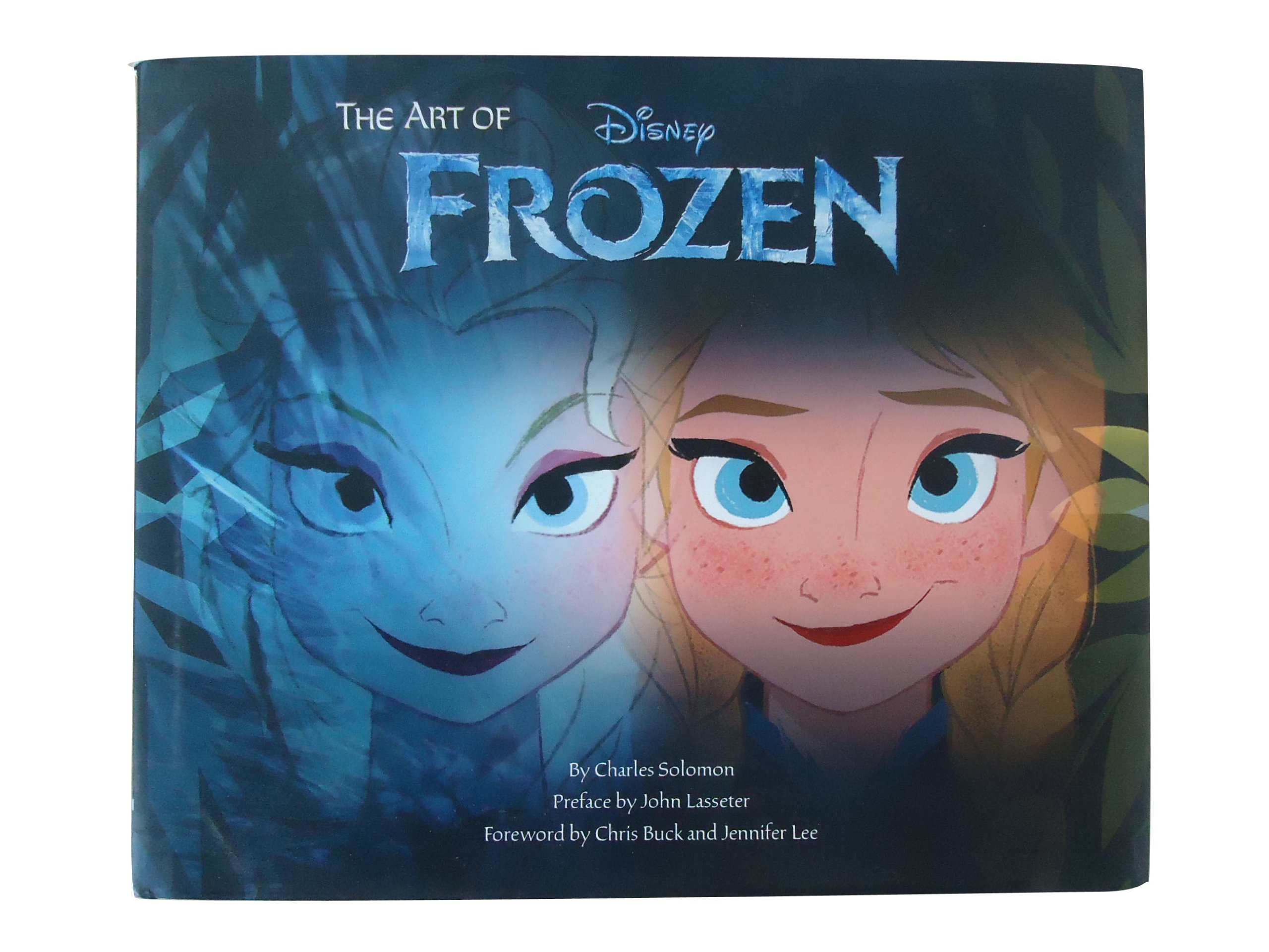 Amazon Com The Art Of Frozen 9781452117164 Charles Solomon John