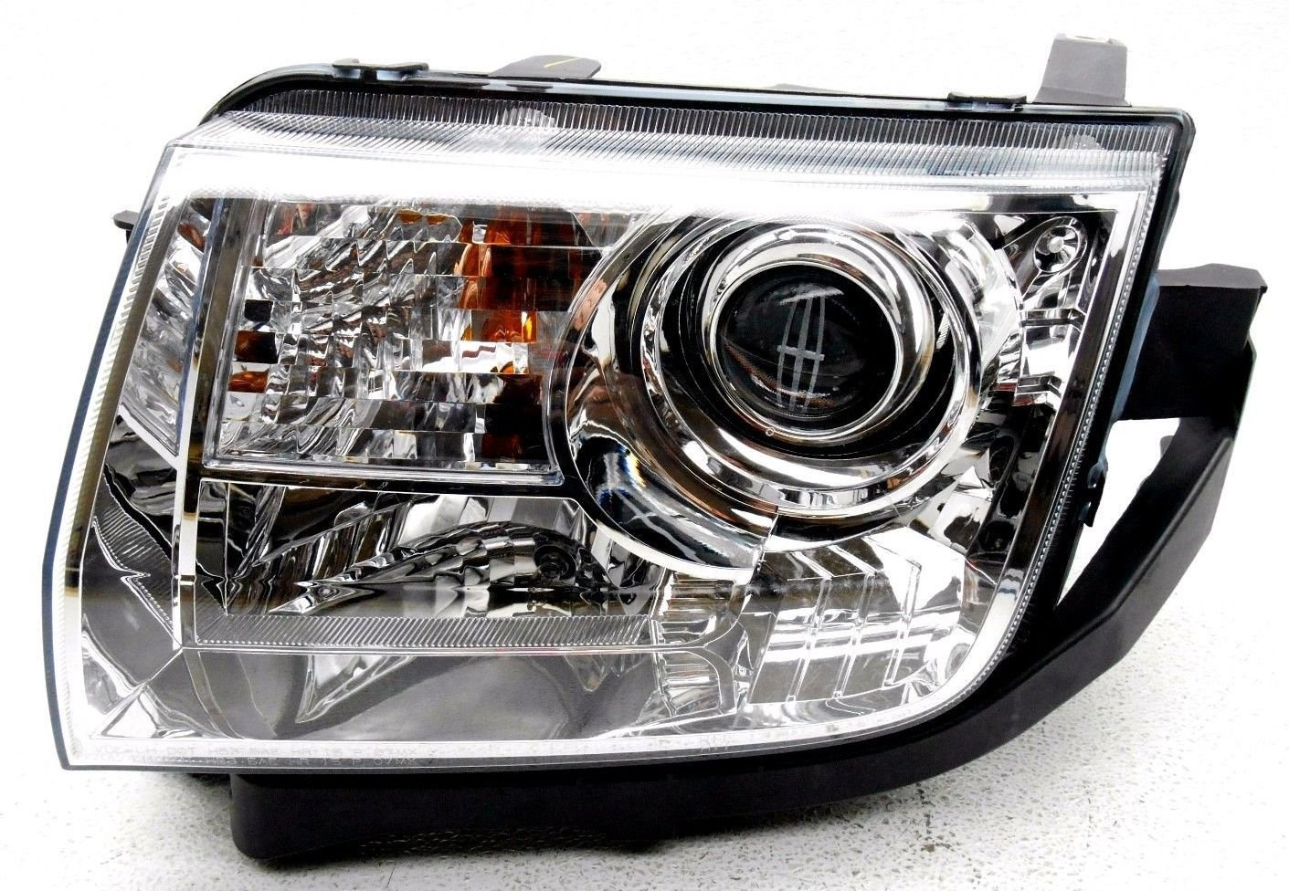 lincoln headlight mkx mks 2008 2009 replacement oem limited amazoncom lh