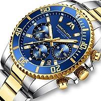 Relojes Hombre Relojes Grandes de Pulsera Militares Cronografo