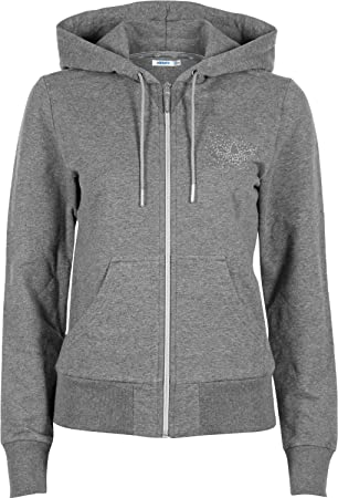 check out unique design in stock Adidas Originals Night Zip Hoodies Damen Jacken Sportjacken Sweatjacken  Kapuzenjacken Trainingsjacken Pullover Trefoil Sweatshirtjacken Hoodys  Frauen ...
