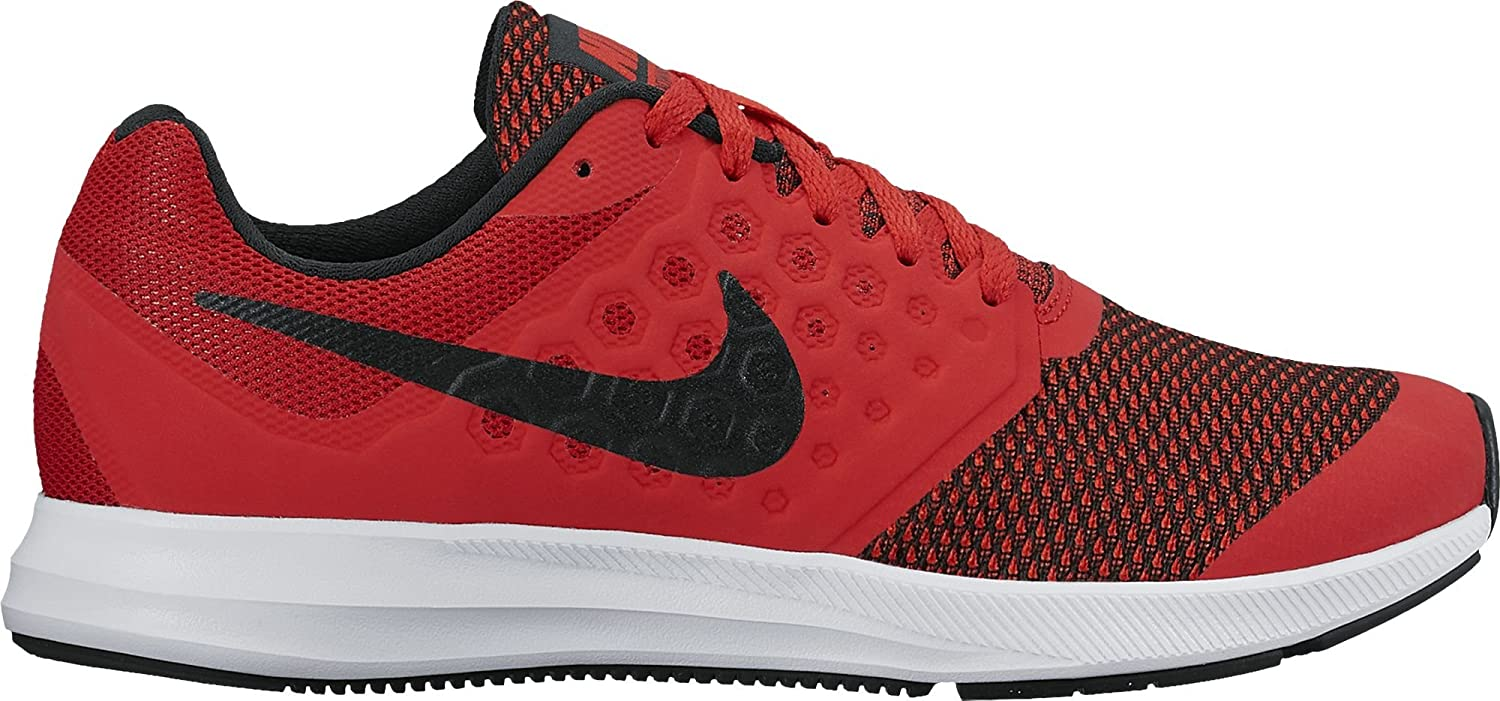 size 40 d0e29 475a3 Nike Nike Downshifter 7 gs Big Kids Style 869969 Big Kids 869969-600  University Red Black White 6.5 Big Kid M  Buy Online at Low Prices in India  - Amazon.in