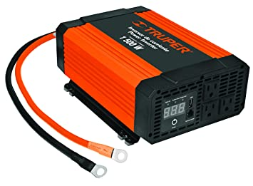 Amazon.com: Truper 1500 W Power Inverter: Garden & Outdoor