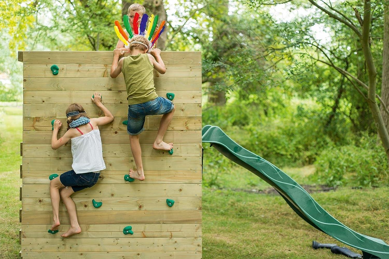 Klettergerüst Cleverclimber Club Xxl : Pflaume klettern cube holz play centre: amazon.de: spielzeug